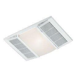 nutone bathroom fan heater light - 9