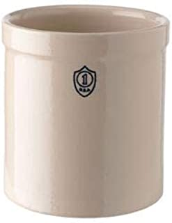 product image for 1-Gallon Stoneware Pickling Crock