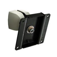 Ergotron 100 Series Pivot Single - Mounting Kit (Single Pivot) for Flat Panel (Single Small Flat Panel)