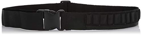 Black Belt Bullets - Fox Outdoor Products Military Tactical Bullet Belt, Black