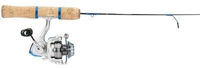 13 Fishing White Noise Ultra Light Ice Combo, 27', Left/Right