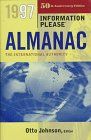 1997 Information Please Almanac, Otto Johnson, 0395828597