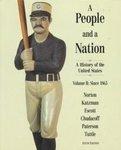 Norton A People in A Nation with Atlas, Norton, Mary B., 0395788846