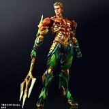 - Square Enix Play Arts Kai Aquaman Action Figure