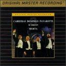 Three Tenors in Concert by Mobile Fidelity