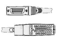 Cisco Systems V.35 Serial Cable Dte Male - Serial Cable V.35