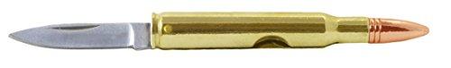 Caliber Gourmet CBG1004-BRK Bullet Pocket Knife Hunting-Knives
