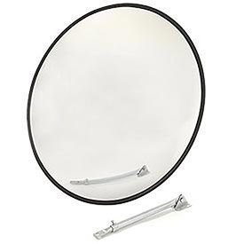 Relius Solutions Convex Safety Mirrors - Glass - 18'' Dia. - Indoor