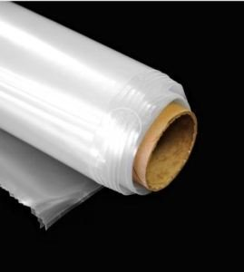 Greenhouse Clear Plastic Film Polyethylene Covering Gt4 Year 6 Mil 12ft. X 25ft. By Grower's Solution