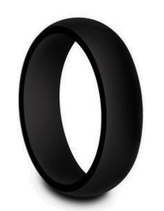 Amazon Com Comfort Band Silicone Wedding Ring Men S And Women S