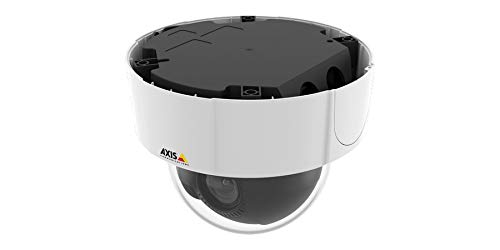 Axis M5525-E 60HZ Network Camera 2MP, PTZ, 10x Zoom, Day/Night, WDR, Indoor/Outdoor, H.264/MPEG4/MJPEG, 1089p HDTV Resolution, F1.6 to 3 Autofocus/Auto-Iris/4.7 to 47 Lens, 512 MB RAM