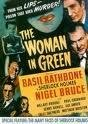 Sherlock Holmes Double Feature #2 the Woman in Green 1945, Dressed to Kill 1946
