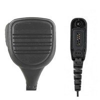 Waterproof Radio Speaker Mic for Motorola XPR6550 APX Series
