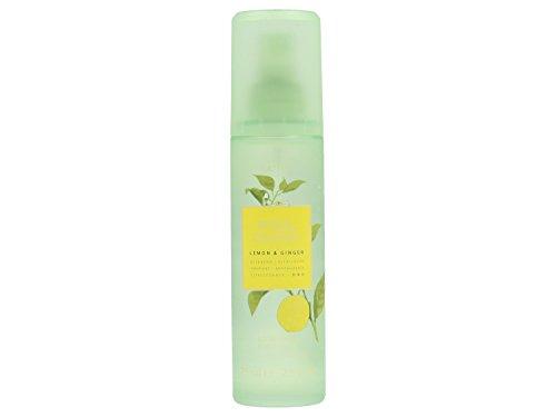 4711 Acqua Colonia Lemon and Ginger unisex, Bodyspray, Vaporisateur / Spray 75 ml, 1er Pack (1 x 0.272 kg)