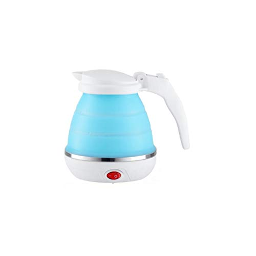 Geetobby New Portable Foldable Silicone Electric Kettle Boiled Water Teakettle Camping Kitchen Supplies