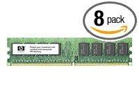 (HP 64GB(8 X 8GB) Kit 8GB 2RX4 PC3-10600R 1333MHz DDR3 SDRAM 1.5V Memory Module For Proliant DL320 G6 DL360 G6 DL360 G7 DL370 G6 DL380 G6)