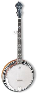 Dean Backwoods Banjo, Five String by Dean Guitars
