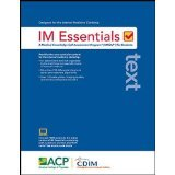 IM Essentials Text [PAPERBACK] [2015] [By The American College of Physicians]