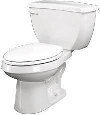 Gerber Plumbing 2849097 Gerber Ma x well Toilet Tank White - 2849097 - Gerber Urinal