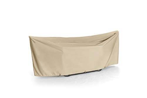 Covermates - Hammock Cover - 188W x 58D x 20H - Elite - 300D Stock-Dyed Polyester - Double Stitched Seams - 3 YR Warranty - Weather Resistant - Khaki
