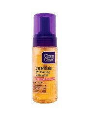 Clean & Clear Essential Self Foaming Facial Wash - 150ml.