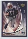 Chad Jackson (Football Card) 2006 Upper Deck Boston Globe New England Patriots - [Base] #8