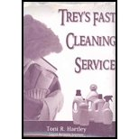 Trey's Fast Cleaning Service Practice Set for College Accounting (with Student CD-ROM) 9780538753227