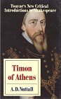 img - for Timon of Athens: Twayne's New Critical Introductions to Shakespeare book / textbook / text book