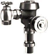 Sloan Royal 150 Concealed, Sensor Activated Royal Model Water Closet Flushometer, 4-3/4 LDIM