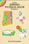 Little Jemima Puddle-Duck Stickers (Dover Little Activity Books Stickers)