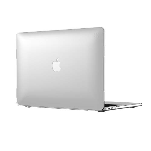 Speck Products SmartShell MacBook PRO 13-inch Case, with and Without Touch Bar, Clear