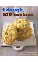 1 Dough 100 Cookies (One For The Dough compare prices)