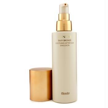 Kanebo Kanebo sensai silky bronze soothing after sun emulsion, 5oz, 5 Ounce