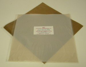 - Etched on 1 Side // 10 MIL PTFE Film .010 24 Wide x 20 Long Roll Thick // Ultra Pure Virgin PTFE .254mm