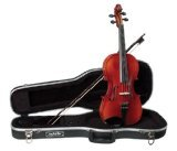 Becker, 4-String Viola - Acoustic, Red-brown satin