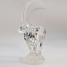 (Swarovski Crystal Ibex # 275439)