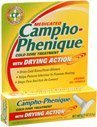 Cold Campho Phenique Sore (Campho-Phenique Cold Sore Gel Original, 0.23 oz (Pack of 3) by Campho-Phenique)