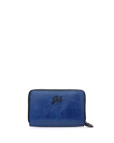 Portafoglio X0435 G000160nd Gabbrielli Franco Accessori Blu Gabs wp6IqUnR