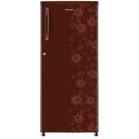 ad2f224f0fc Image Unavailable. Image not available for. Colour  Panasonic 215 L 4 Star  Direct-Cool Single Door Refrigerator (NR-A220STMFP