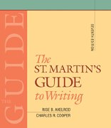 Title: ST.MARTIN'S GDE.TO WRITING,SHO