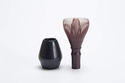 Matcha Tea Whisk Made of Dishwasher Safe Polypropylene Plastic