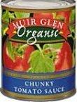 Muir Glen Organic Chunky Tomato Sauce, 28 Ounce - 12 per case.
