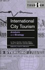 International City Tourism, Josef A. Mazanec and Klaus Grabler, 1855673924