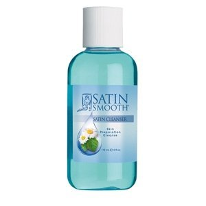 SATIN SMOOTH SATIN CLEANSER SKIN PREPARATION 4 OZ