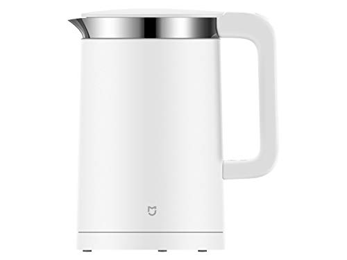 Xiaomi Mi Smart Electric Kettle YMK1501 EU version – Hervidor eléctrico inteligente con interior de acero inoxidable…