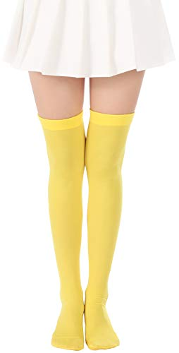 Over Knee Stockings Costume tights Halloween Thigh High