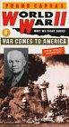 War Comes to America [VHS]