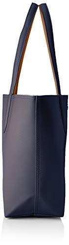 Donna A Spalla Nf2142aa Lacoste Blu Borse Cashew peacoat vq7wpv