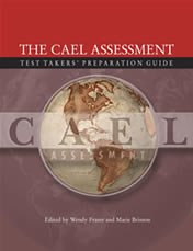 the cael assessment test takers preparation guide package rh amazon com Test Questions Test Jokes