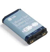 Lg Covers Vx5300 Phone - LG Extended Battery for the VX3200, VX3300, VX4500, VX4700, VX6100, VX8100